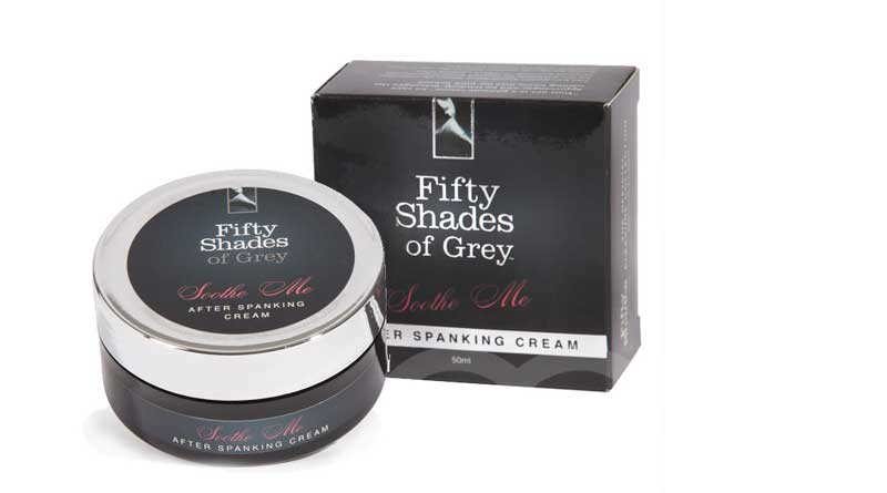 Fifty Shades of Grey - After spanking Creme