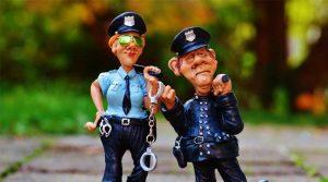 BDSM - Polizei